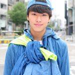 北澤優駿の髪型や服や帽子がおしゃれ!卒アルの画像や大学も!