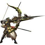 モンハンダブルクロスの弓の狩猟スタイルおすすめランキング!