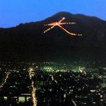 五山送り火2017の消える時間は?何時まで見える?おすすめの場所