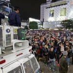 ハロウィン2017渋谷がカオス過ぎる!馬鹿騒ぎや過去の騒動がやばい